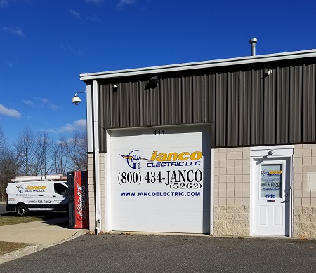 Janco Electric Llc Residential Commercial Industrial